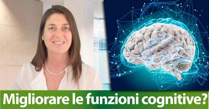 migliorare le funzioni cognitive
